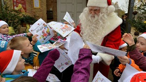 Thăm ngôi làng ông già Noel ở Đức