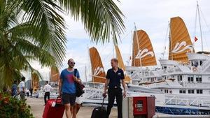 Chuyển toàn bộ tàu du lịch Vịnh Hạ Long về Cảng Tuần Châu