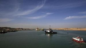 Kênh đào Suez mới - tham vọng lớn của người dân Ai Cập