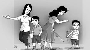 Có nên dạy con thành đứa trẻ vâng lời?