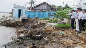 Xây dựng kè bảo vệ khu dân cư tại xã Bình Khánh, huyện Cần Giờ