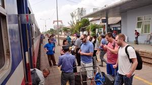 Sập cầu Ghềnh: tăng an ninh, dọn đường quanh Ga Biên Hòa