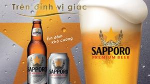 Sapporo khởi động xu hướng thưởng lãm bia mới của giới trẻ