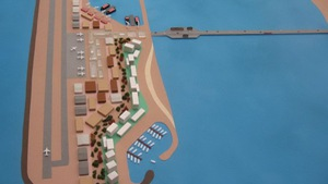 Israel xây đảo nhân tạo 5 tỉ USD ở Dải Gaza