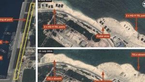 Trung Quốc rút tên lửa khỏi đảo Phú Lâm?