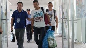 Quan tham Trung Quốc bị dẫn độ về từ Pháp