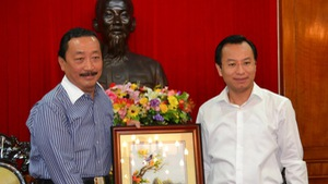 Tỉ phú MalaysiaVincent Tan đầu tư vào Đà Nẵng