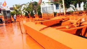 Thiếu nước, Bình Thuận muốn cấm dùng nước ngầm khai thác titan
