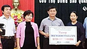 TP.HCM hỗ trợ đồng bào vùng lũ 4,5 tỉ đồng