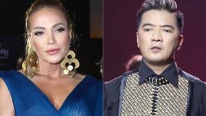Thanh Hà song ca cùng Đàm Vĩnh Hưng tại Pops Awards 2016