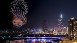 TP.HCM: Xã hội hóa kinh phí bắn pháo hoa đón năm mới 2017