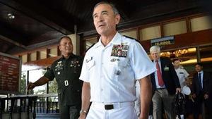 """Đô đốc Harry Harris: """"Mỹ sẵn sàng đối đầu Trung Quốc ở Biển Đông"""""""