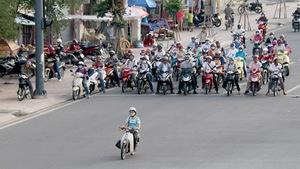 TP.HCM: vi phạm giao thông sẽ bị xử phạt nghiêm