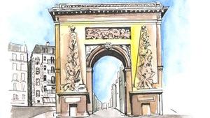 Paris và muôn vàn báu vật chôn giấu nơi những hẻm sâu