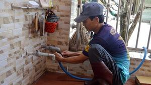 Dân Phú Quốc kêu trời vì cúp nước