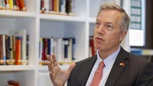Đại sứ Ted Osius: Việt Nam - địa điểm thông minh để kinh doanh