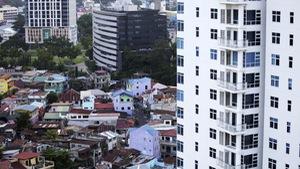 Làm sao phá các khu 'ổ chuột' ở châu Á