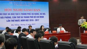 Giám đốc Sở Giáo dục - đào tạo Hải Phòng đề nghị sửa khái niệm nhà giáo