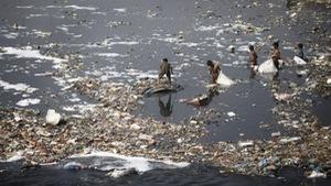 Ô nhiễm giết 1,7 triệu trẻ em mỗi năm