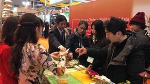 Thanh long ruột đỏ hút hàng tại Nhật