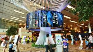 Changi giữ vững danh hiệu sân bay tốt nhất thế giới 5 năm liên tiếp