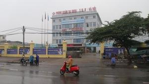 Phòng khám Trung Quốc vi phạm: sai, phạt là xong