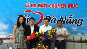 Ra mắt chuyên mục 'Tôi yêu Đà Nẵng' trên báo Tuổi Trẻ