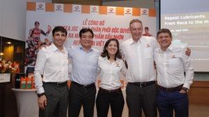 Dầu nhờn Repsol đã phân phối chính hãng tại Việt Nam