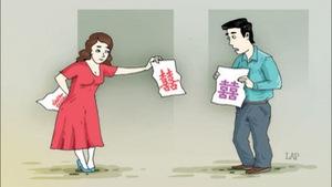 Vợ chồng 'vênh' nhau