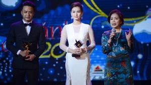 NSƯT Minh Trang sẽ gửi lại cúp Cánh Diều cho Lã Thanh Huyền