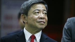 Xem xét cho ông Võ Kim Cự thôi nhiệm vụ đại biểu quốc hội