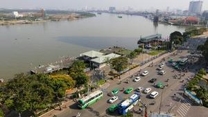 TP.HCM: tổ chức chợ phiên cuối tuần tại công viên cảng Bạch Đằng