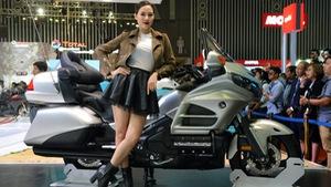 Ngắm xe đẹp tại Triển lãm Moto xe máy Việt Nam 2017