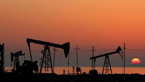 Giá dầu thế giới lại rơi xuống dưới 50 USD/thùng
