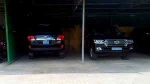 Đắk Nông xin được tiếp tục sử dụng xe doanh nghiệp tặng