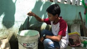 Đà Nẵng: mới đầu mùa nắng đã thiếu nước sạch