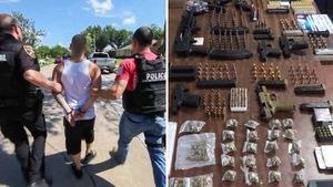Mỹ bắt giữ hơn 1.300 thành viên băng đảng tội phạm