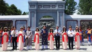 Hoàn thành trùng tu lăng chúa Nguyễn Hoàng