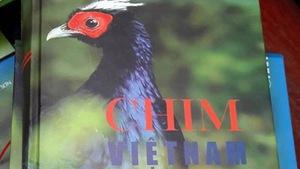 Đề xuất dừng phát hành và chỉnh sửa sách 'Chim Việt Nam'
