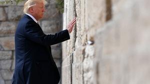 Ông Trump thăm Israel: Làn gió mát cho điểm nóng Trung Đông?