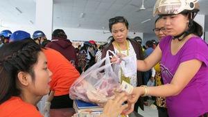 Cần Thơ 'giải cứu' thịt heo với giá từ 35-42.000 đồng/kg