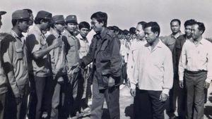 Hành trình lịch sử từ Memot đến Lộc Ninh của ông Hun Sen