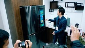 Những sản phẩm sáng tạo trong ngôi nhà thông minh của LG