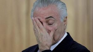 Tổng thống Brazil bị cáo buộc tham nhũng