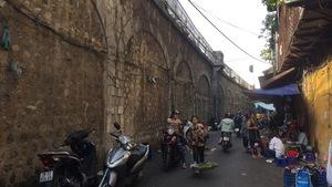 Hà Nội đục 127 ô vòm cầu đường sắt làm không gian văn hóa
