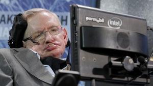Giáo sư Stephen Hawking chỉ trích ông Trump về quan điểm khí hậu