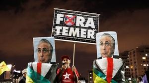 Tổng thống Brazil nhiều khả năng ra tòa vì tham nhũng