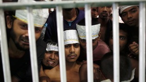 Nhức nhối nạn buôn ngườiở Đông Nam Á