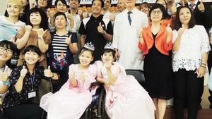 Hai bé gái Việt Nam được cứu chữa thành công ở Đài Loan