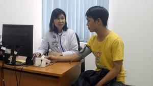 Hiến máu vì bệnh nhi ung thư: Đồng cảm nỗi đau